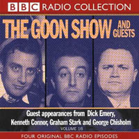 the goon show and guests - spon, the curse of frankenstein, who is pink oboe?, the £50 cure